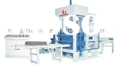 QT6-15 Automatic Brick Machine,brick making machine, block machine