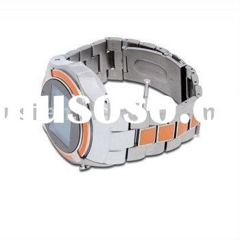 S760 Watch phone GSM Quad Band Bluetooth FM Camera Touch Screen MP3 Mobile Watch Phone