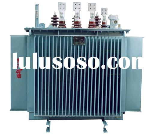 S9-M Oil-immersed Power Distributing Transformer(electric power transformer)