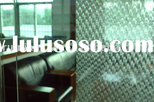 Self-adhesive window film