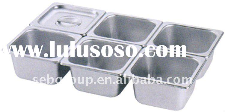 Stainless Steel Food Tray, Food Container