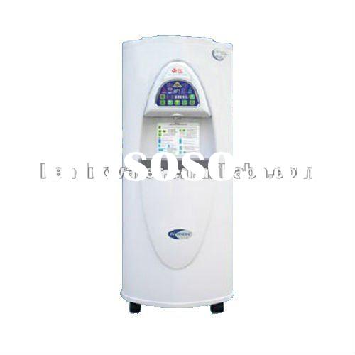 Standing Reverse Osmosis hot cold air water generator
