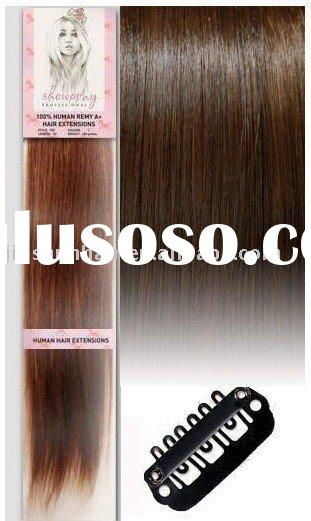 Synthetic Volumizer Clip Extension Hair - Heat Resistant Clip Hair Extension