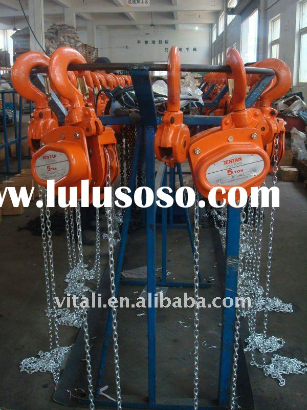 TOYO Type chain hoist /chain block