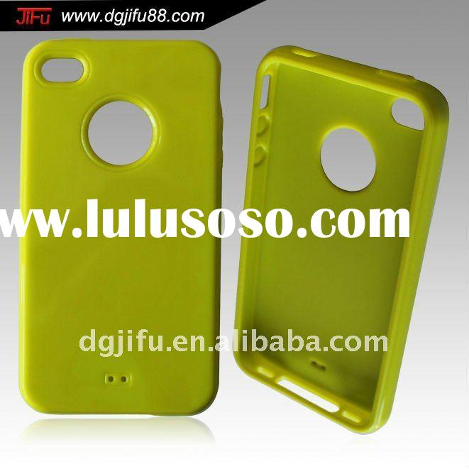 TPU cell phone case for iphone4/4s; For cell phone TPU case for iphone4s; TPU case for mobile phone;