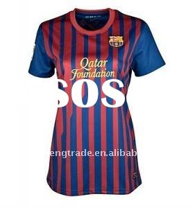 Thailand Quality Barcelona Home Soccer Jersey 11-12