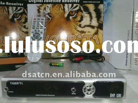 Tiger T1 digital satellite receiver Tiger T1 digital satellite TV receiver Export Middle East Africa
