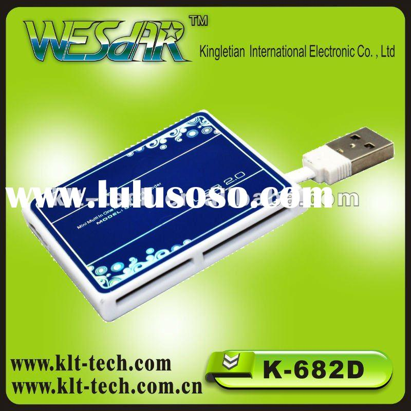 SCR3310 USB Smart Card Reader drivers.