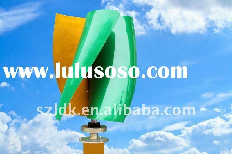 Vertical Axis Wind Mill 300w, Made in Shanghai,China