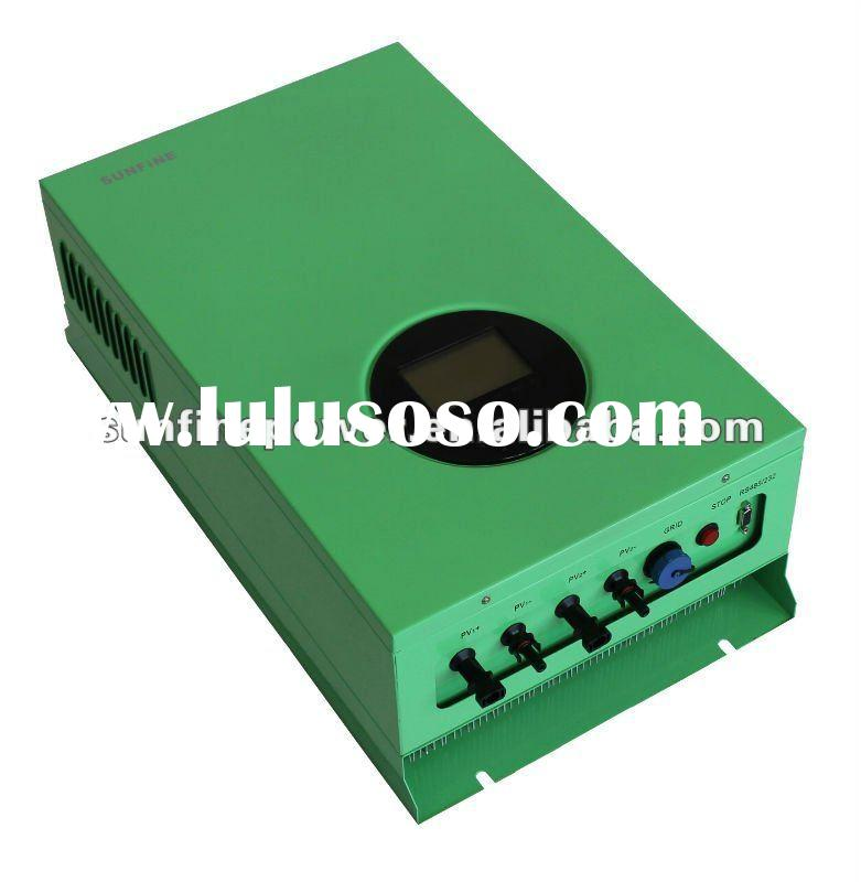 Water pump solar power systemOff grid PV Inverter 2000W single phase with high efficiency 97.0% and