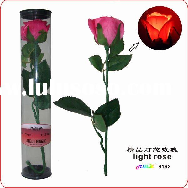 Wholesale Magic Magic Supplies Lighting Rose