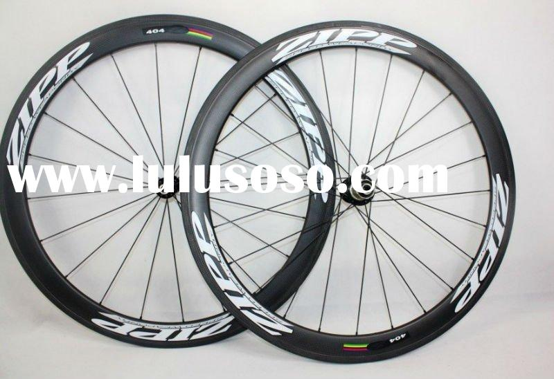 Zipp 404 carbon wheelset, clincher 50mm