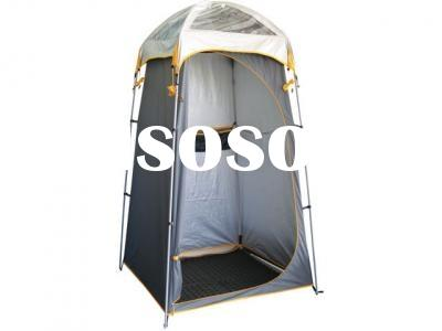 (Manufacturer, OEM high quality) Changing tent/changing room/shower tent/camping changing tent/light