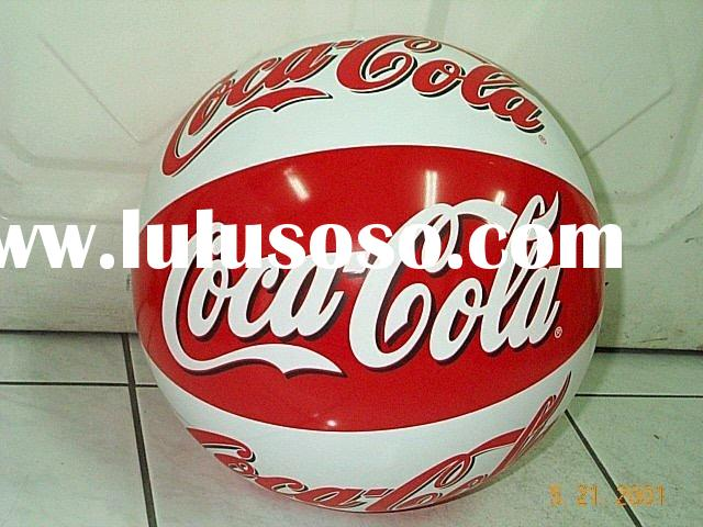air ball/coca cola ball/advertising items/inflatable promotions/pvc products