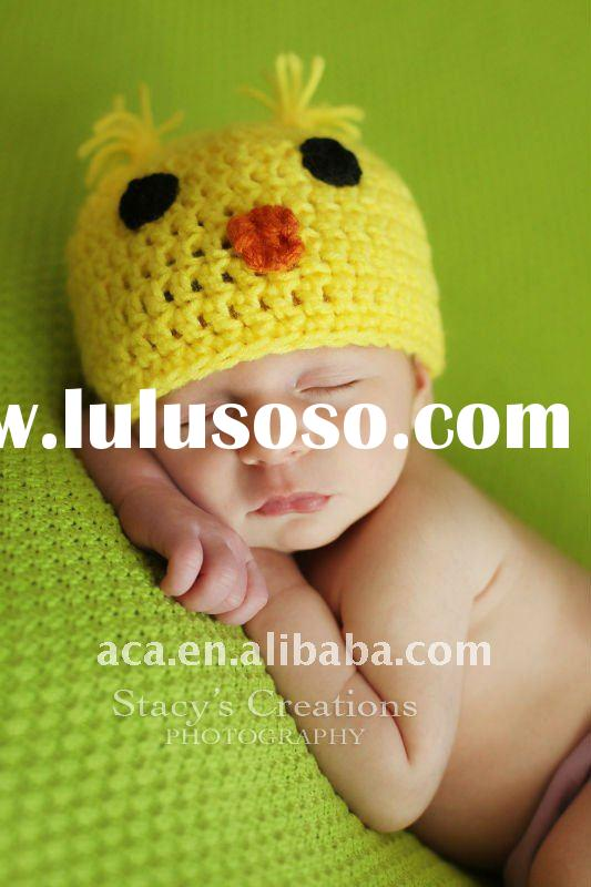 baby chick animal hat knitting patterns