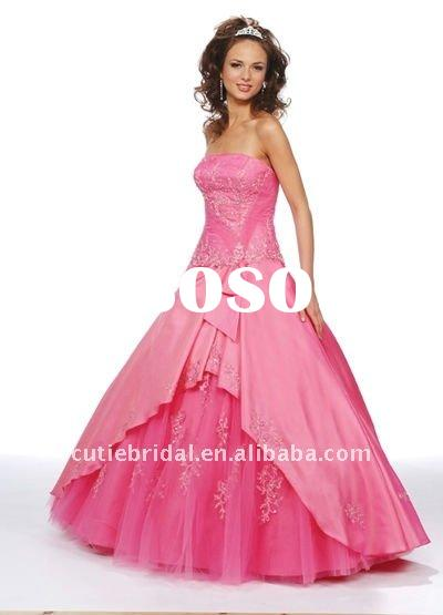 ball gown dress ,ball gown prom dresses, party dress 6194