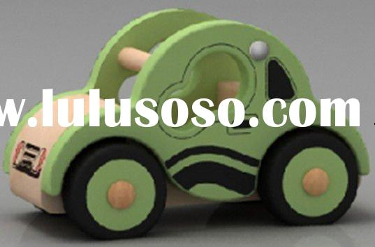 children's wood toy car, toy car