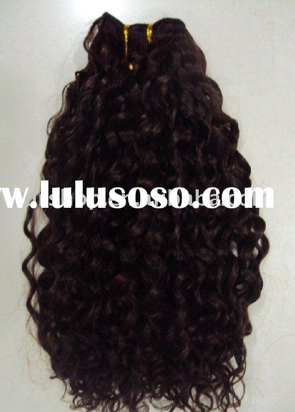 curly indian remy hair weave