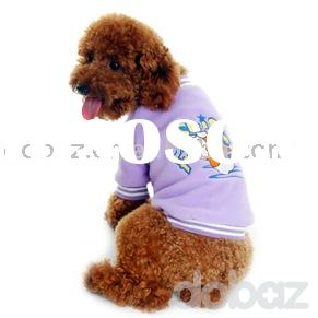 dog clothes - Dog T-Shirts (100%polyester)