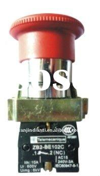 elevator emergency stop switch ZB2-BE102C