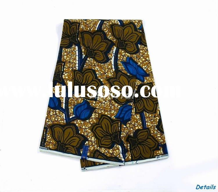 fashion cotton woodin wax prints african lace fabrics 047c