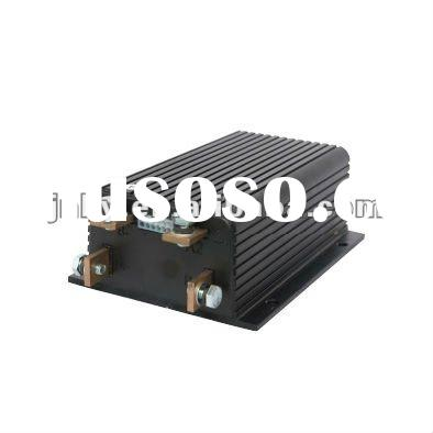 forklift with 4KW DC Brush series motor with speed Controller