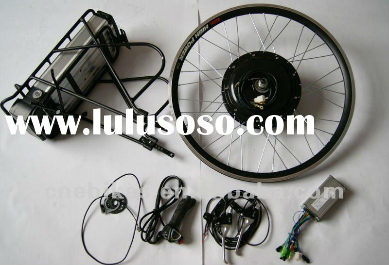 front brushless motor 26''wheel electric bicycle kit 1000w