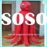 fur sea animal mascot costume, cartoon costume, fancy dress costume