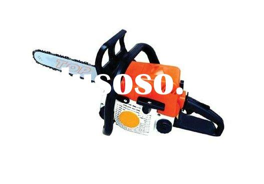 gasoline chainsaw 31.8cc MS180