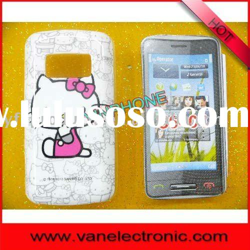 hello kitty mobile phone case for nokia C6-01-2,T025