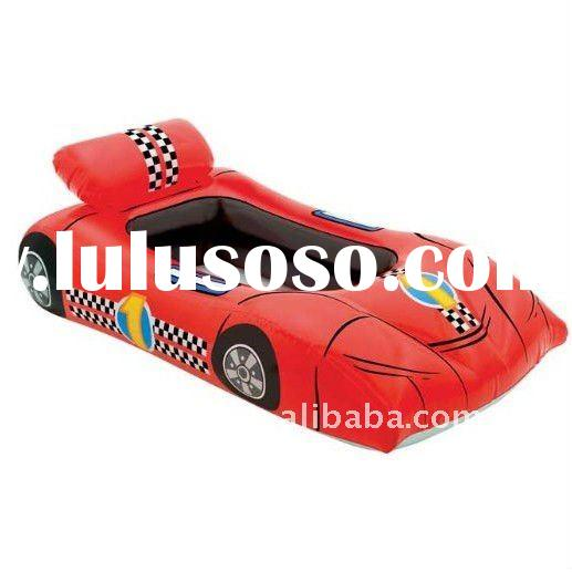 inflatable car shaped boat for sale