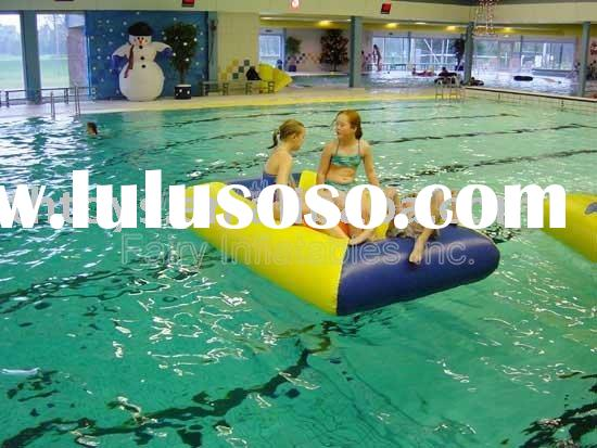 inflatable water games, Floating Island, water toys