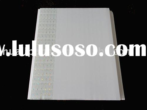 interior decorative wall plastic board panel