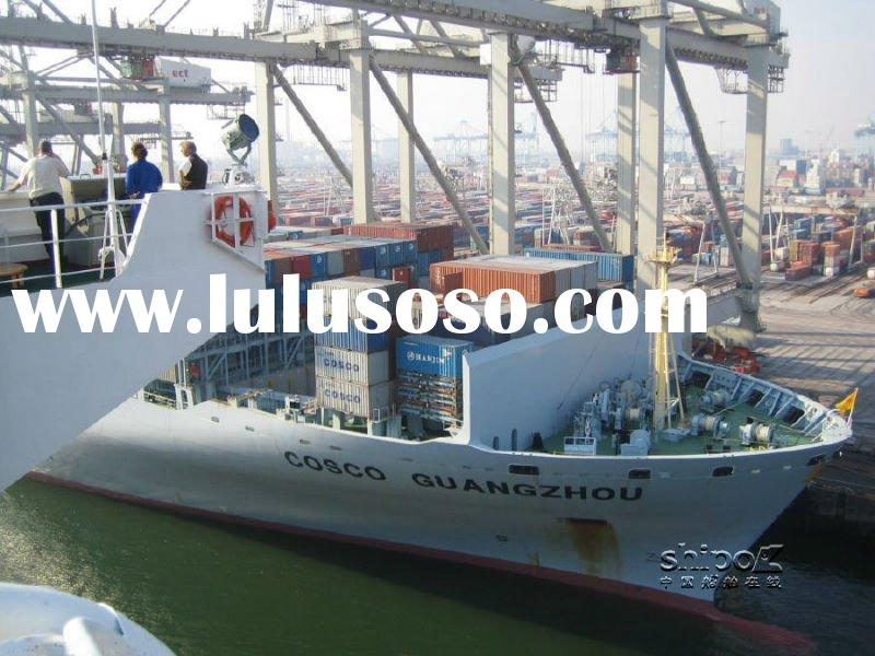 international sea freight from shenzhen to Abu Dhabi