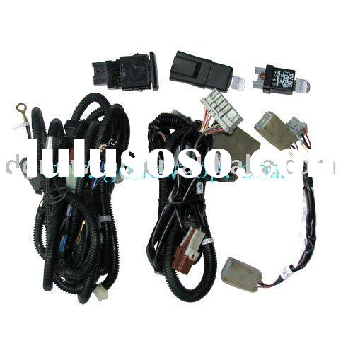 lighting wiring harness for auto lighting system, for 99-01 Honda Odyssey fog lights