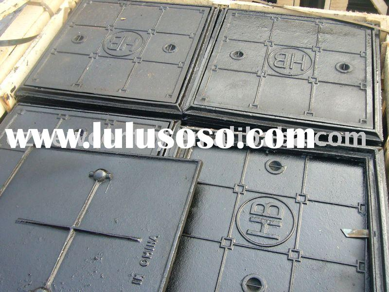 manhole cover,cast iron or ductile iron manhole cover