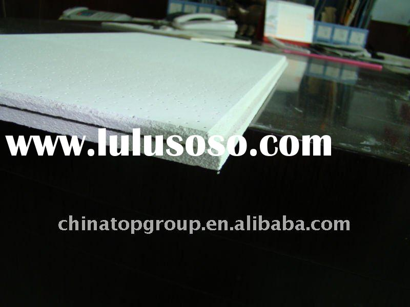 mineral fibre ceiling tiles , interlocking ceiling tiles, ceiling board .