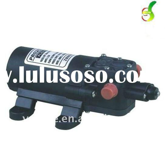 mist cooling system water pump