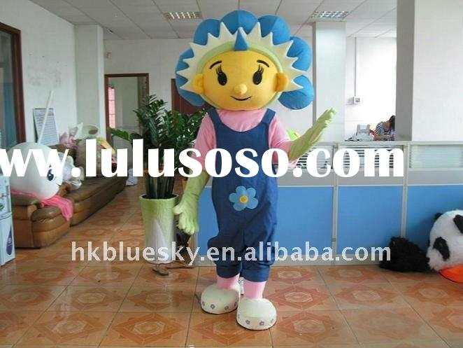 movie Fifi character mascot costume