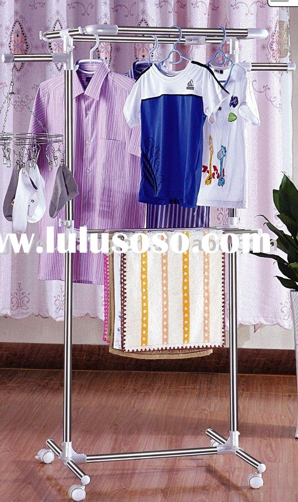 multi-purpose indoor drying rack/stainless steel rack/laundry rack