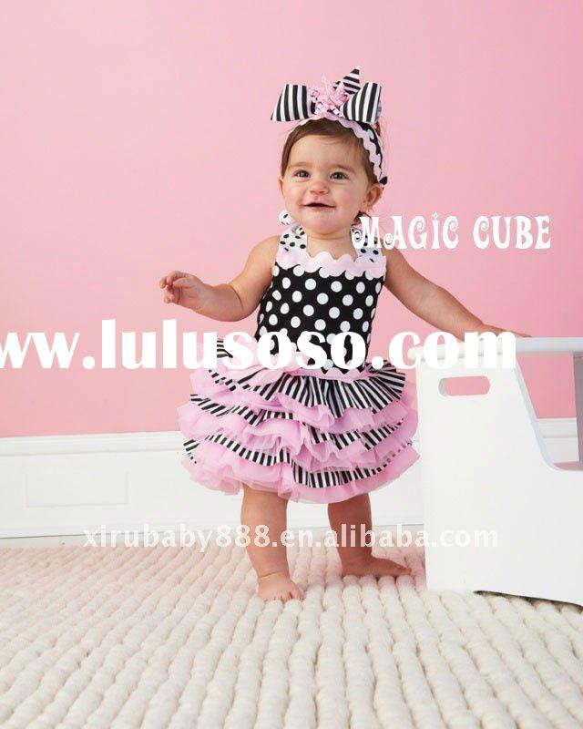 new fasion children dress girl wear baby clothes