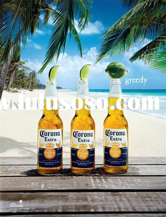 promotional gift neoprene beer bottle cooler for Corona