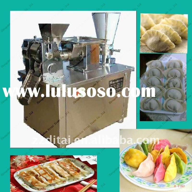 promotional new designed curry puff making machine