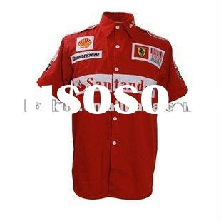 racing wear moto wear sublimation racing shirts