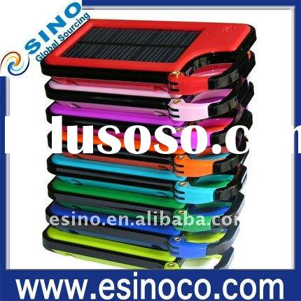 solar charger for mobile, portable charger for notebook