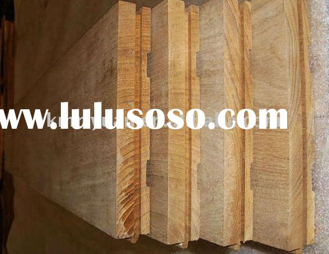 solid burma teak wood flooring with T& G(T03)