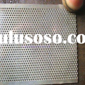 ss 316 perforated metal