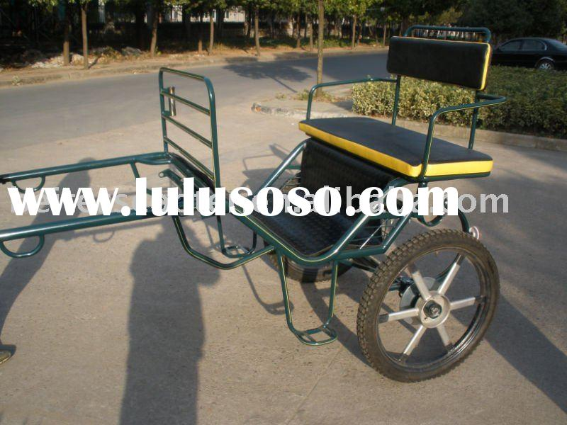 two wheels pony carriage