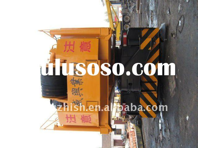 used hydraulic truck crane for sale 160tons tadano