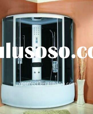 150x150cm steam shower rooms/sauna rooms/two person shower room with higher bathtubZY-1001C